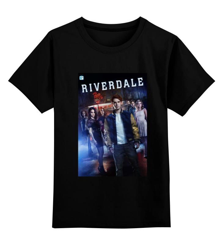 Детская футболка классическая унисекс Printio Riverdale (ривердейл) худи print bar riverdale