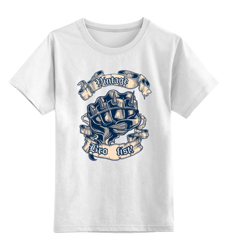 Детская футболка классическая унисекс Printio Рука с шипами толстовка wearcraft premium унисекс printio рука с шипами