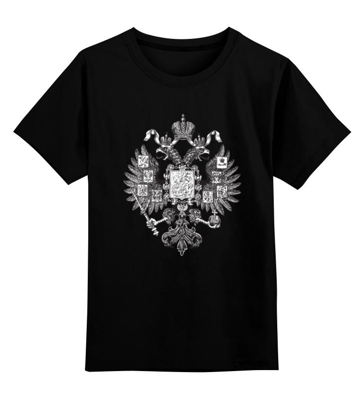 Детская футболка классическая унисекс Printio Русский орел детская мебель орел