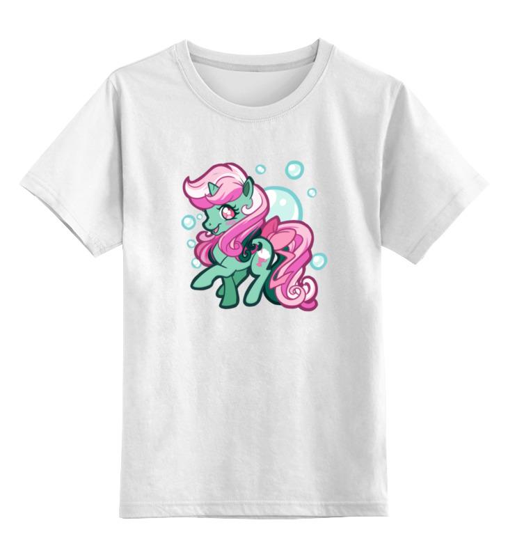 Printio Моя маленькая пони детская футболка классическая унисекс printio щит моя маленькая пони