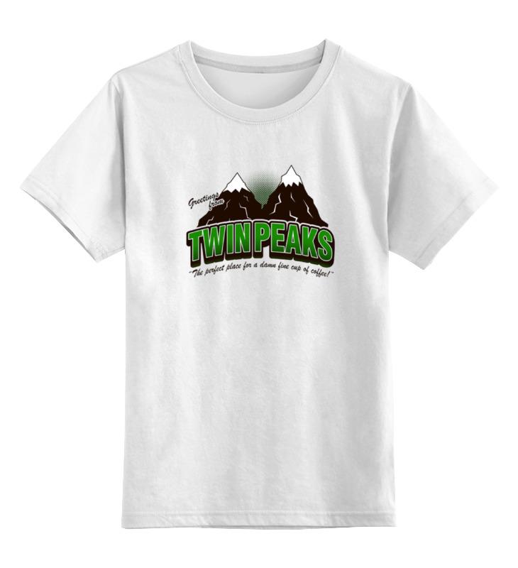 Printio Twin peaks майка классическая printio twin peaks