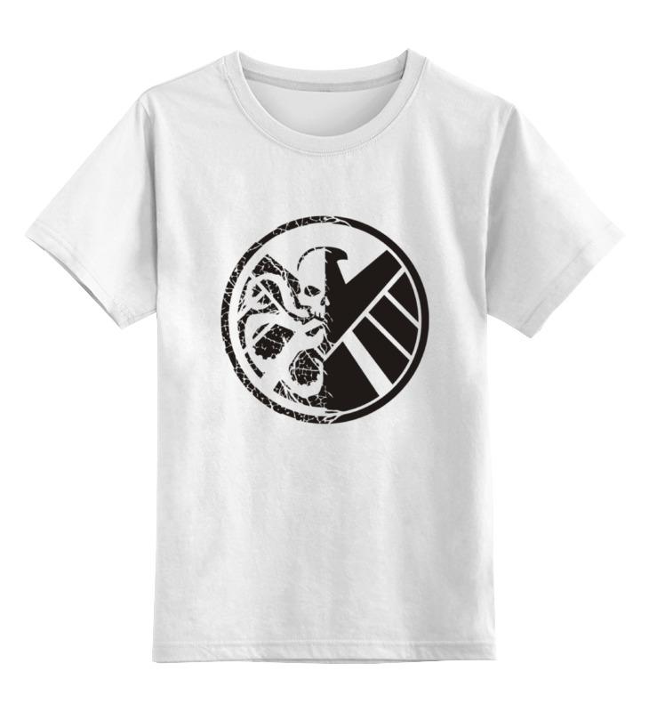 Детская футболка классическая унисекс Printio Hydra футболка классическая printio hydra arsb
