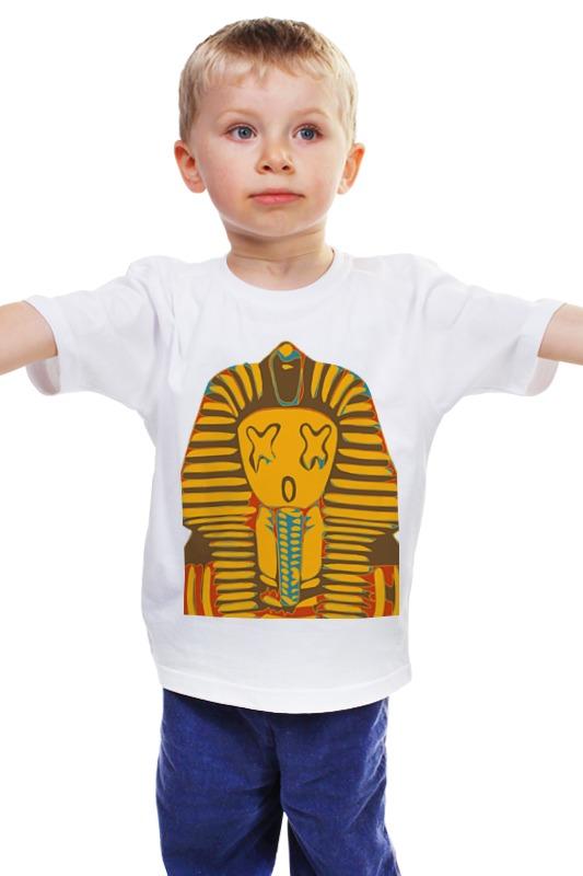 Детская футболка классическая унисекс Printio Faraon arsb детская футболка классическая унисекс printio beyoutiful arsb