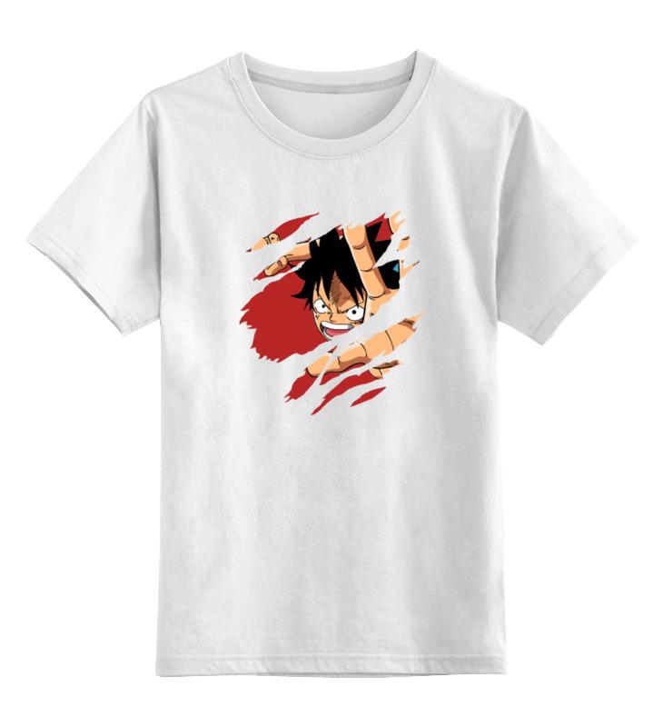 Детская футболка классическая унисекс Printio Соломенная шляпа