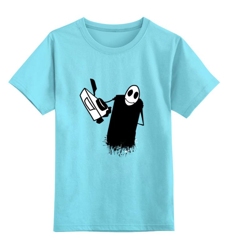 Детская футболка классическая унисекс Printio Mr. freeman by sanitar
