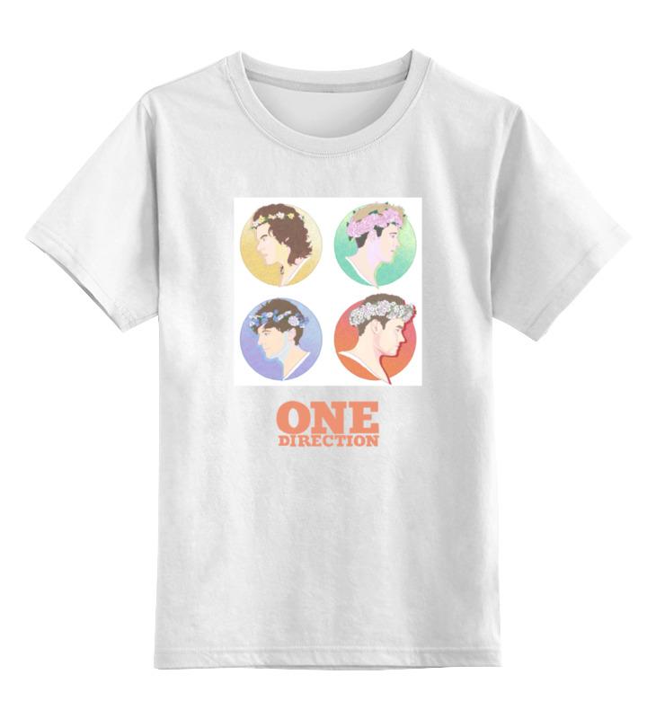 Детская футболка классическая унисекс Printio One direction детская футболка классическая унисекс printio one direction