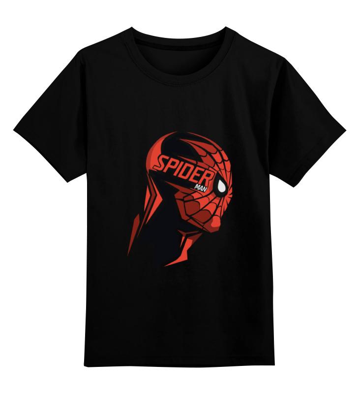 Детская футболка классическая унисекс Printio Человек паук ( spider man ) stor кружка детская великий человек паук 325 мл