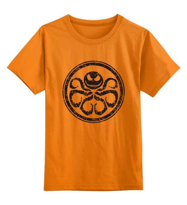 Детская футболка классическая унисекс Printio Hydra jack футболка классическая printio hydra arsb