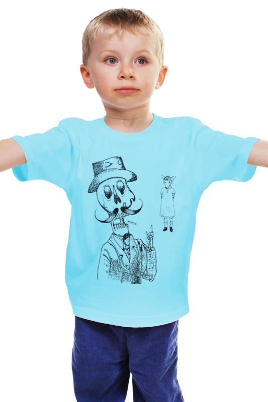 Детская футболка классическая унисекс Printio Teao#13 купить шампанское брют мишель гоне