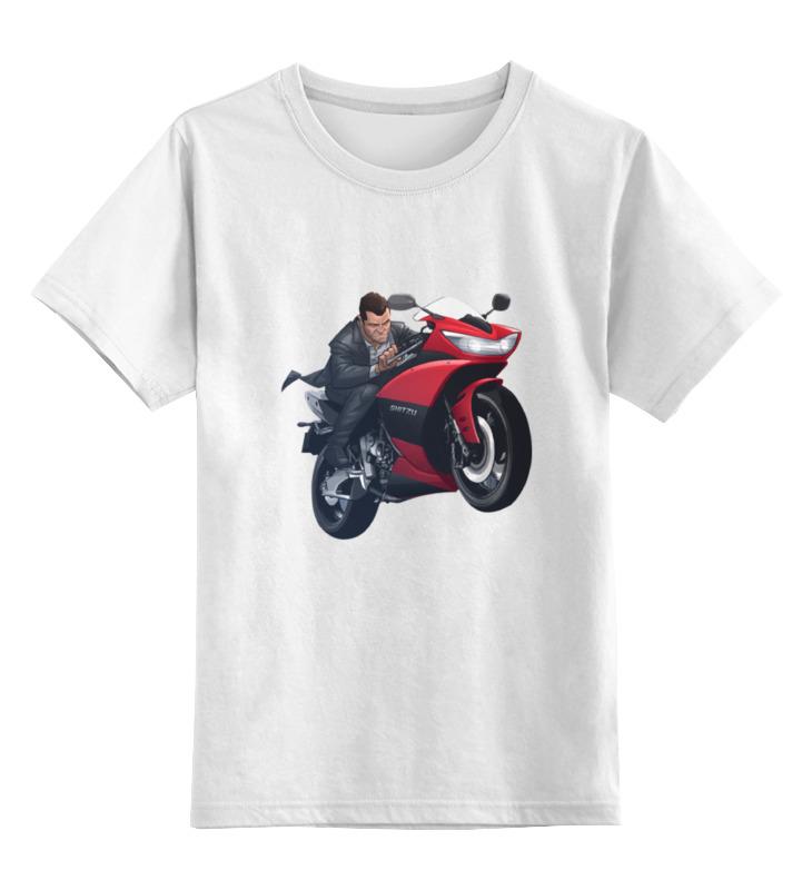 Детская футболка классическая унисекс Printio Гта. детская футболка классическая унисекс printio gta 5 dog