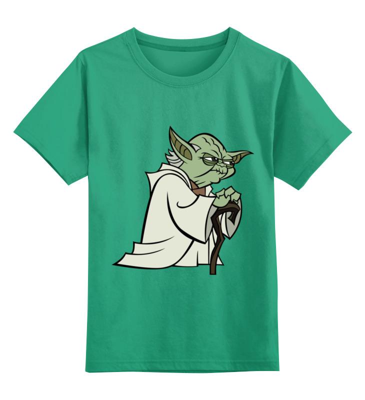 Детская футболка классическая унисекс Printio Звёздные войны цена и фото