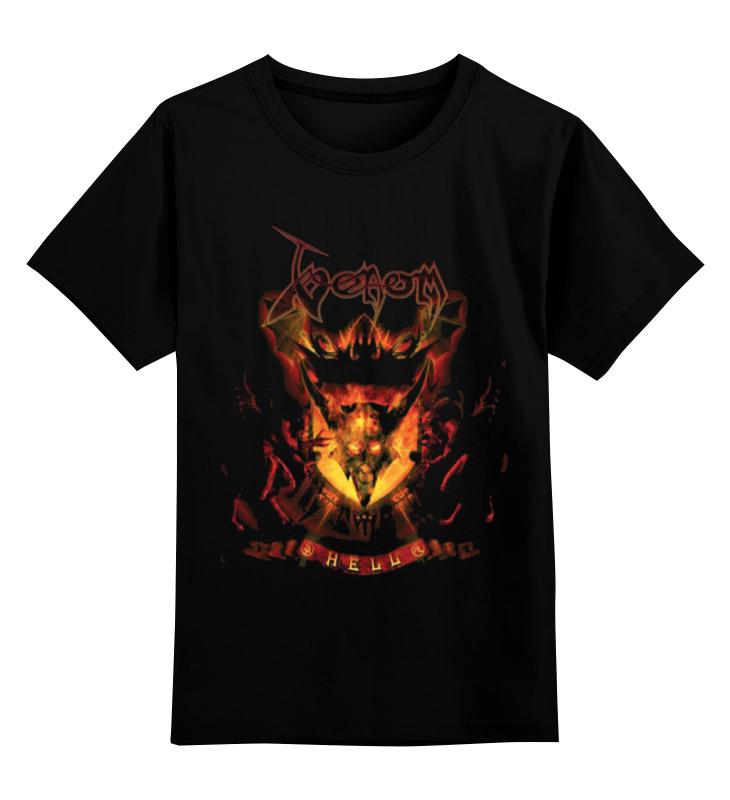 Printio Venom детская футболка классическая унисекс printio fat venom