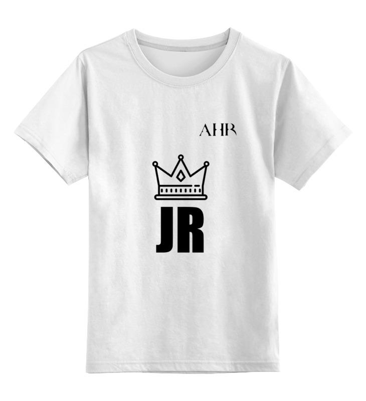 Детская футболка классическая унисекс Printio Jr x ahr