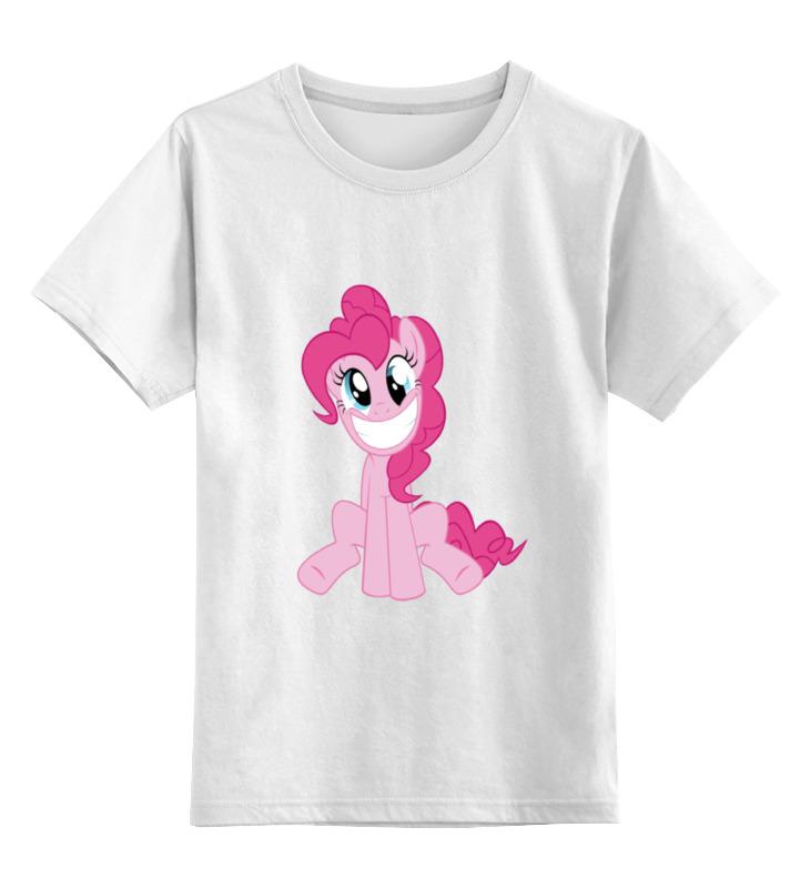 Детская футболка классическая унисекс Printio My little pony
