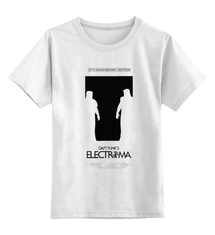 Printio Daft punk -electroma футболка классическая printio daft punk logo
