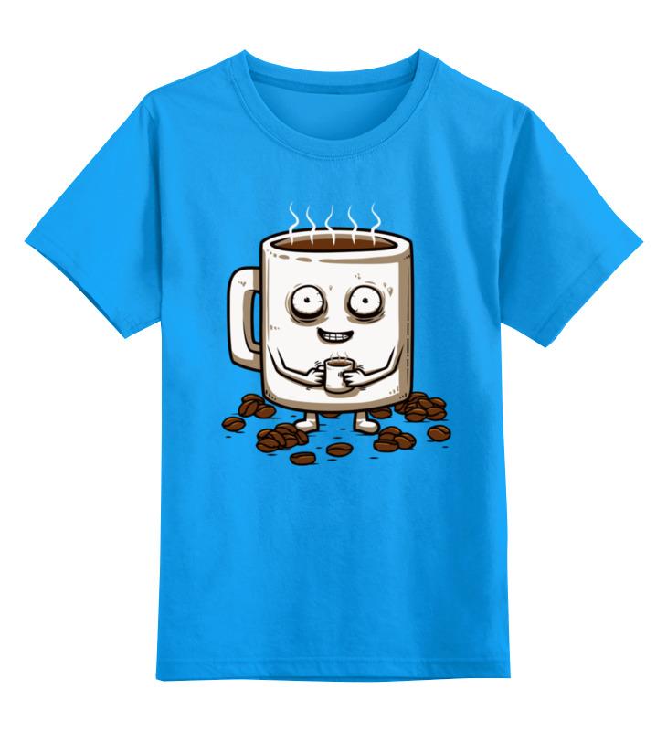 Printio Кофе (coffee) детская футболка классическая унисекс printio хорошо но сначала кофе