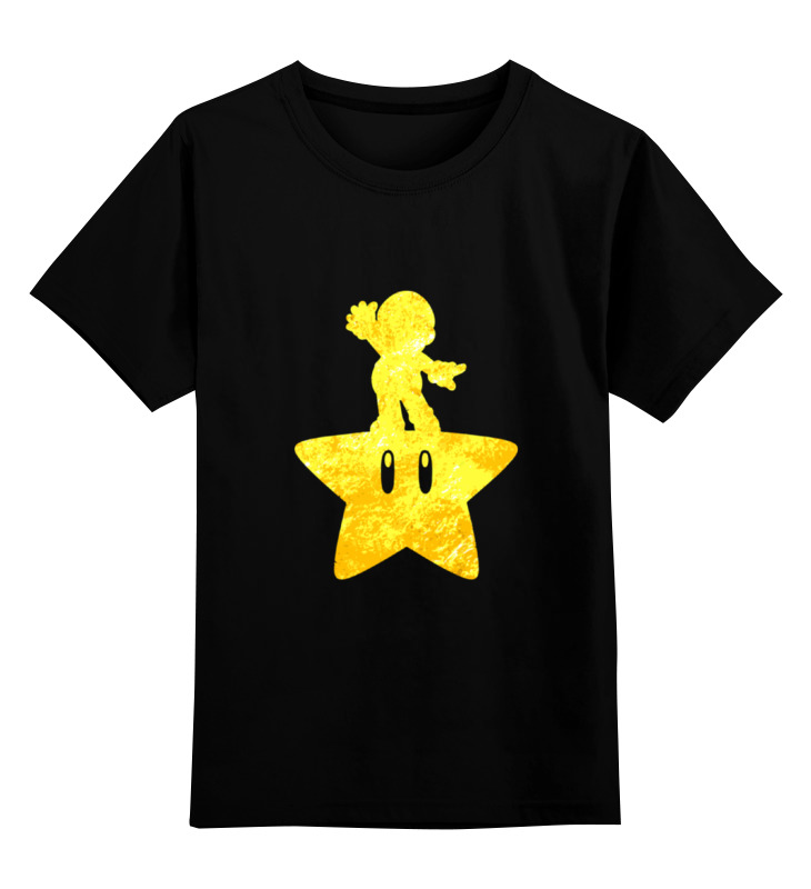 Детская футболка классическая унисекс Printio Марио ( mario ) детская футболка классическая унисекс printio череп марио