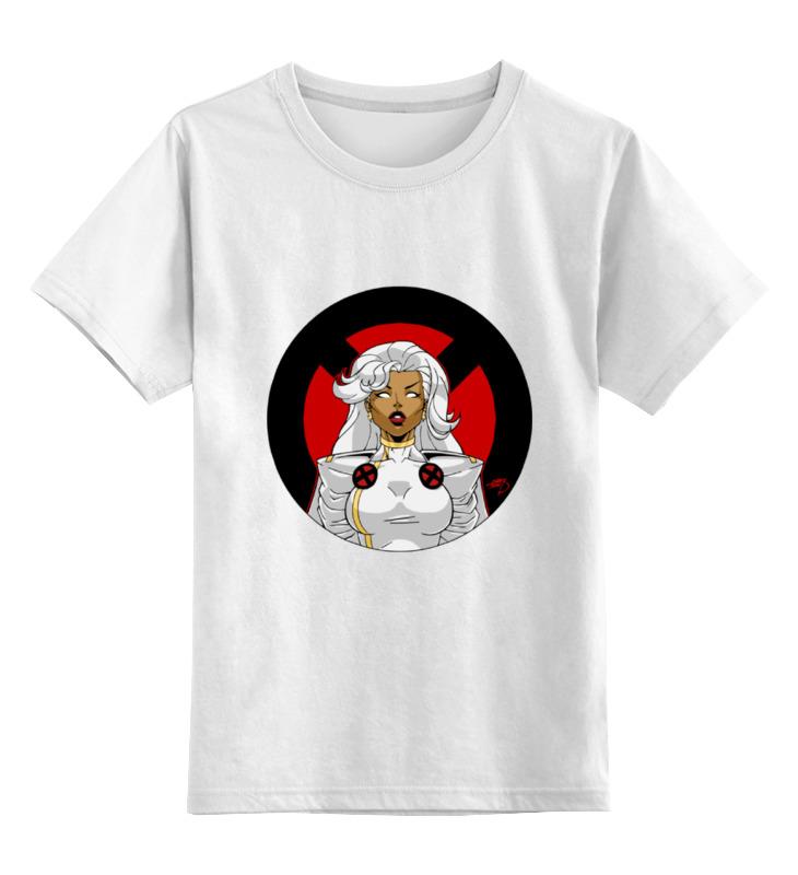 Детская футболка классическая унисекс Printio Гроза весенняя гроза стихотворения