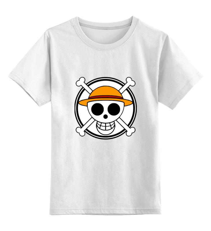 Детская футболка классическая унисекс Printio Ван пис (one piece) кружка printio one piece ван пис