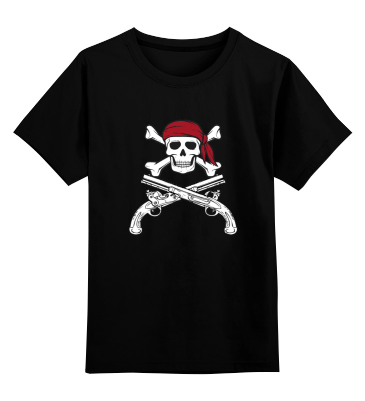 Детская футболка классическая унисекс Printio Реальные пираты детская футболка классическая унисекс printio реальные пираты