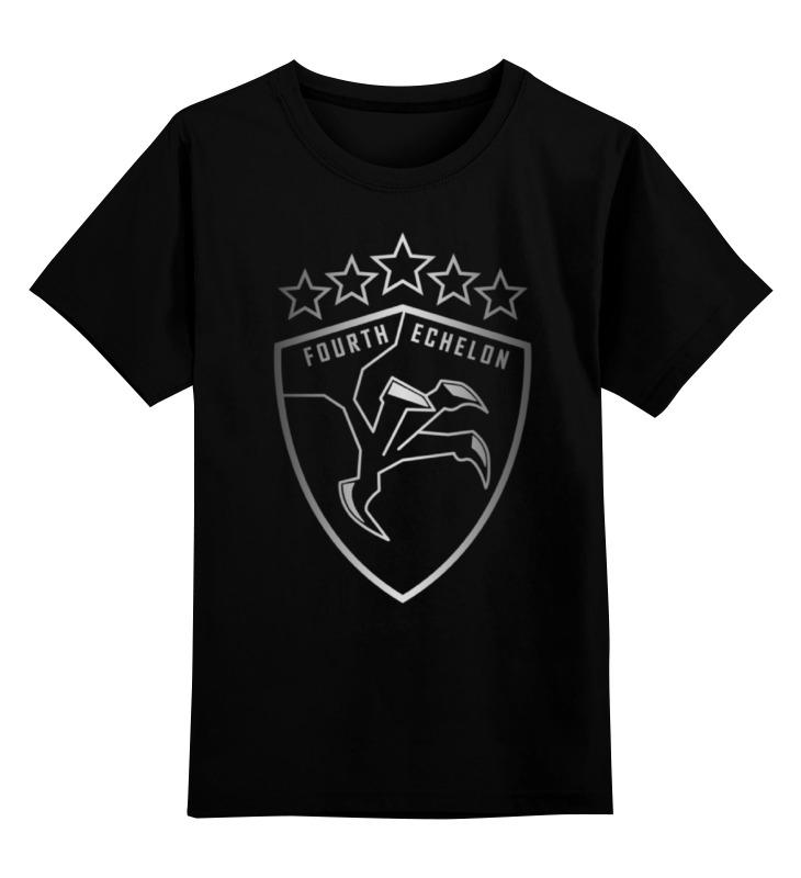 Детская футболка классическая унисекс Printio Splinter cell. fourth echelon fourth grade celebrity