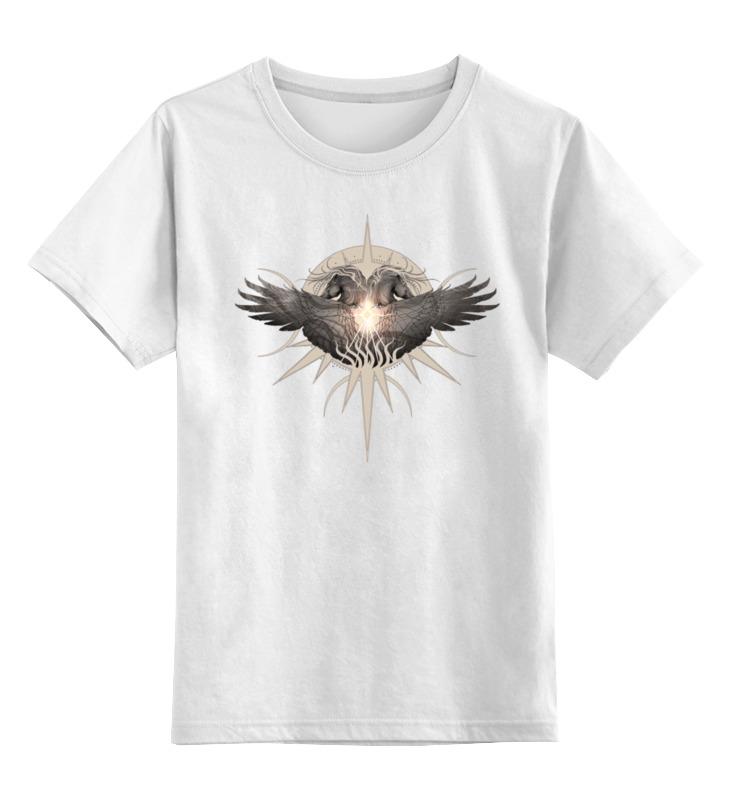 Детская футболка классическая унисекс Printio Кони с крыльями кормак маккарти кони кони