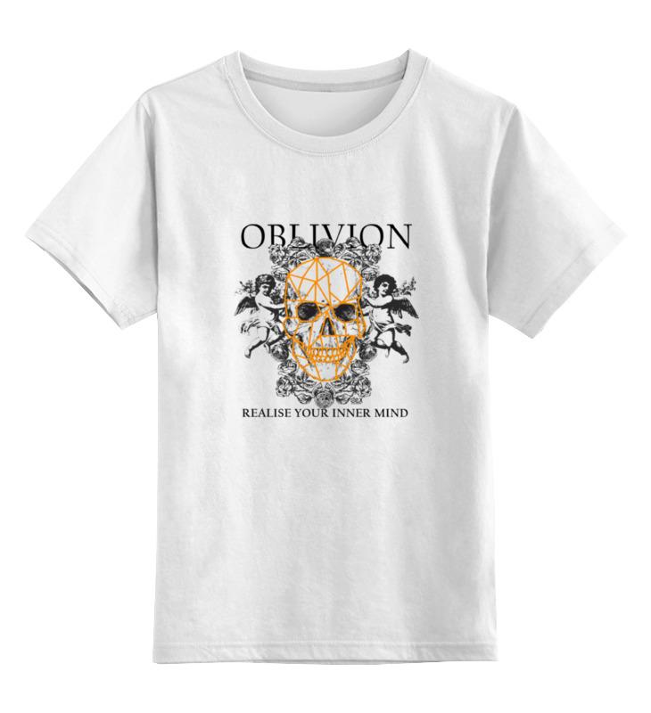Детская футболка классическая унисекс Printio Oblivion alms for oblivion vol i