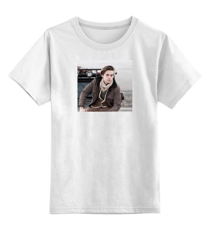Детская футболка классическая унисекс Printio Cole sprouse детская футболка классическая унисекс printio doсtor moreau