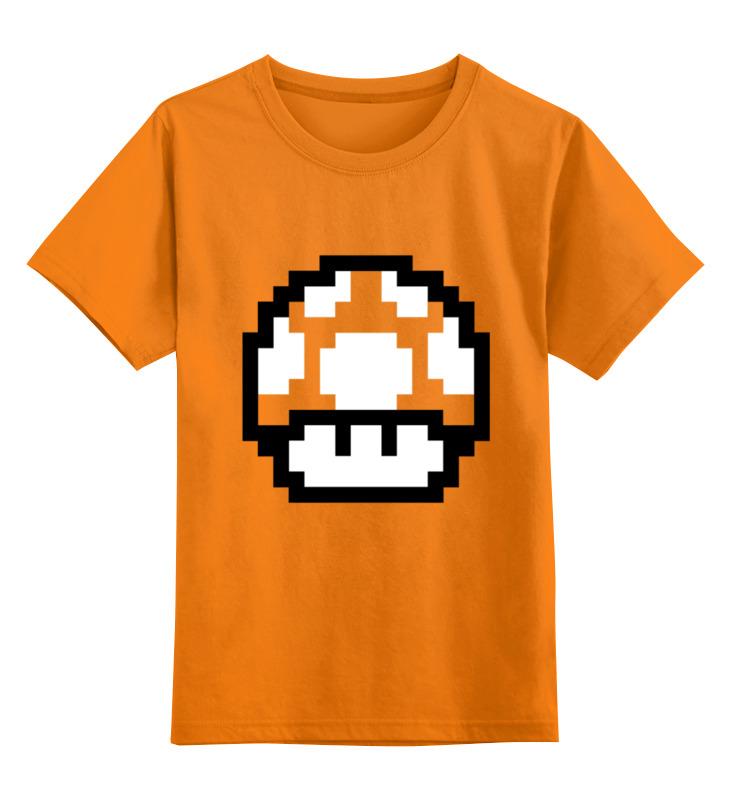 Детская футболка классическая унисекс Printio Barrel jumpers гриб 38mm cylinder barrel piston kit