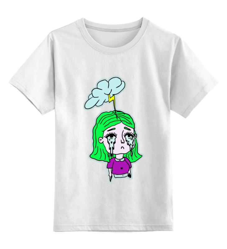 Фото - Детская футболка классическая унисекс Printio Sad eyes детская футболка классическая унисекс printio sad robot