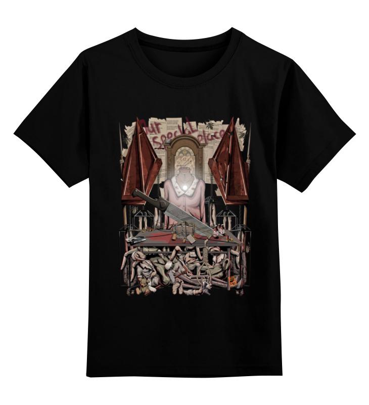 Детская футболка классическая унисекс Printio Silent hill 2 майка print bar silent hill 3