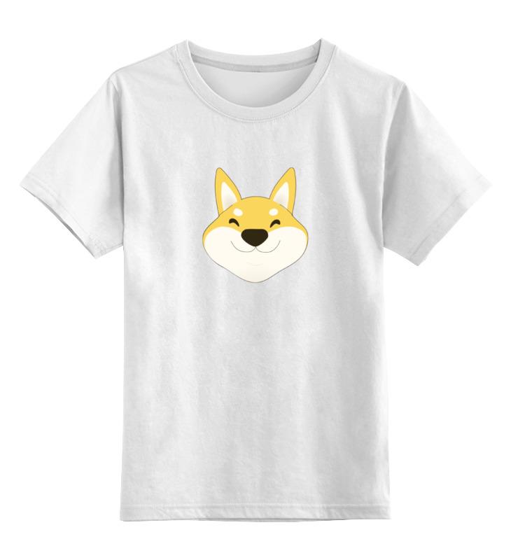 Детская футболка классическая унисекс Printio Лайка