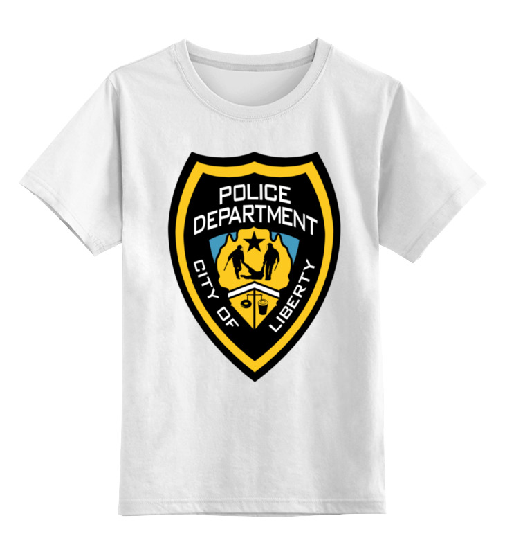 Printio Lcpd (gta) детская футболка классическая унисекс printio liberty training