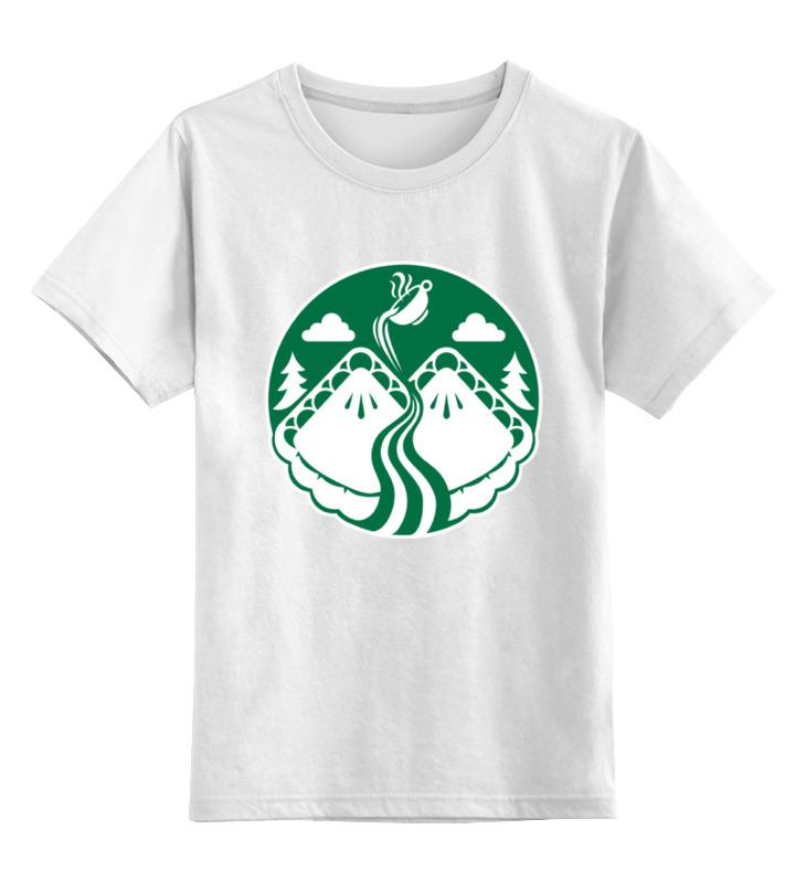 Детская футболка классическая унисекс Printio Твин пикс