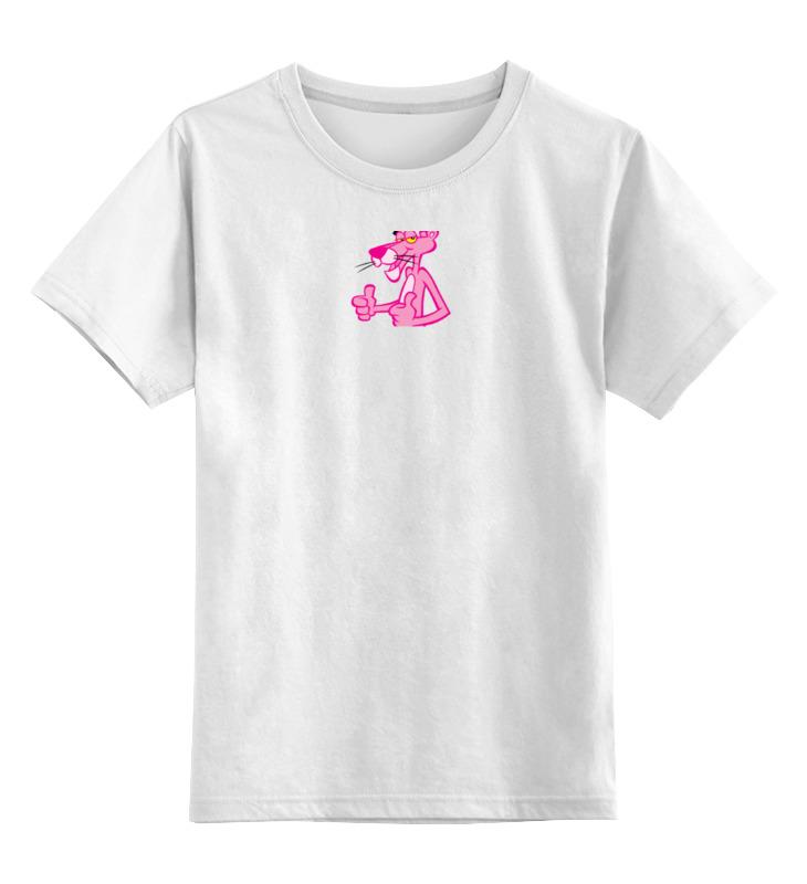 Детская футболка классическая унисекс Printio pink panther детская футболка классическая унисекс printio розовая пантера