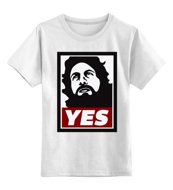 Детская футболка классическая унисекс Printio Дэниел брайан (рестлинг)