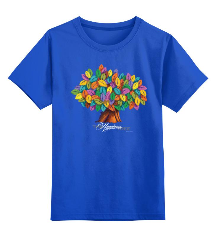 Детская футболка классическая унисекс Printio Icalistini the happiness tree дерево счастья футболка классическая printio icalistini the happiness tree дерево счастья