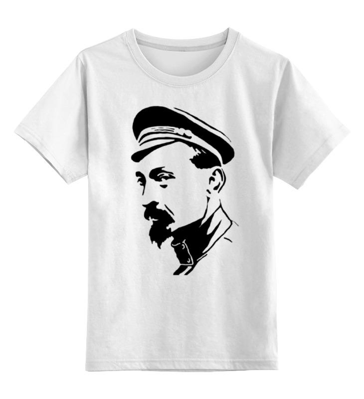 Детская футболка классическая унисекс Printio Феликс дзержинский