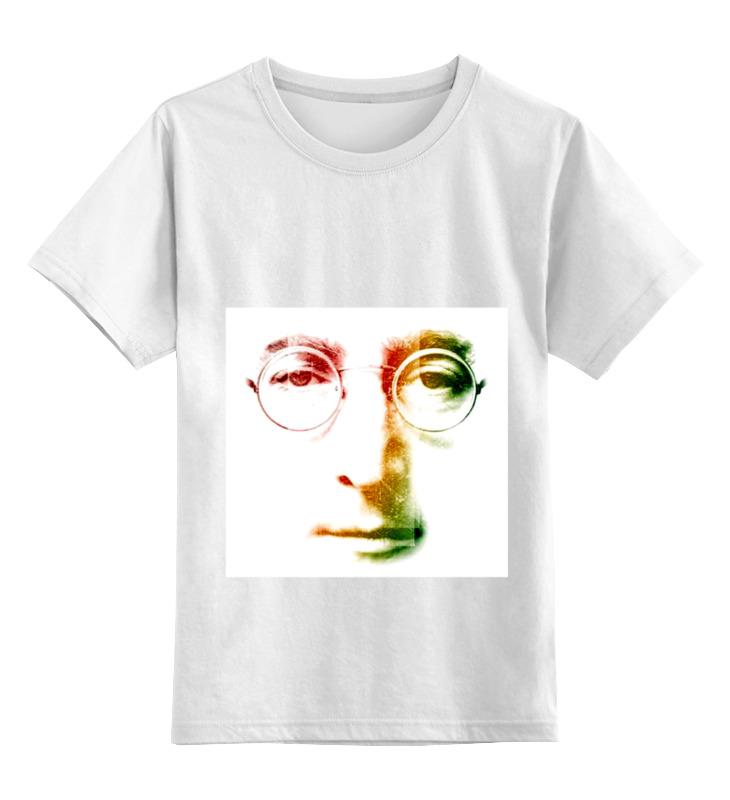 Детская футболка классическая унисекс Printio Джон леннон футболка классическая printio джон леннон