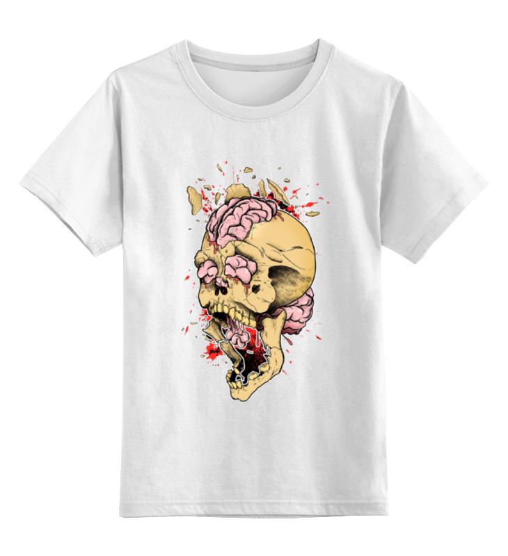 Детская футболка классическая унисекс Printio Brain explosion nitecore eh1 260lumens led explosion proof headlamp