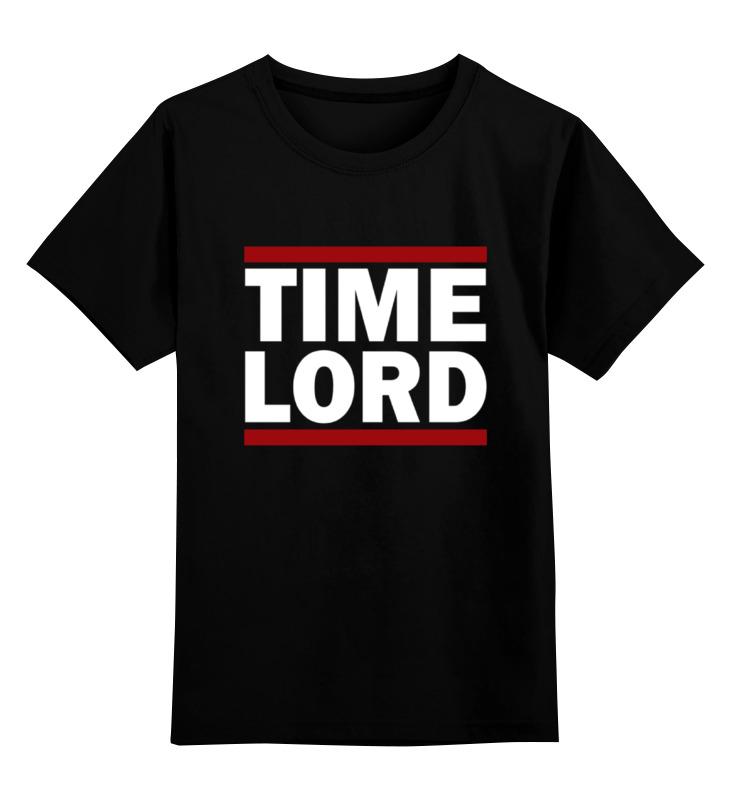 Printio Time lord цена и фото