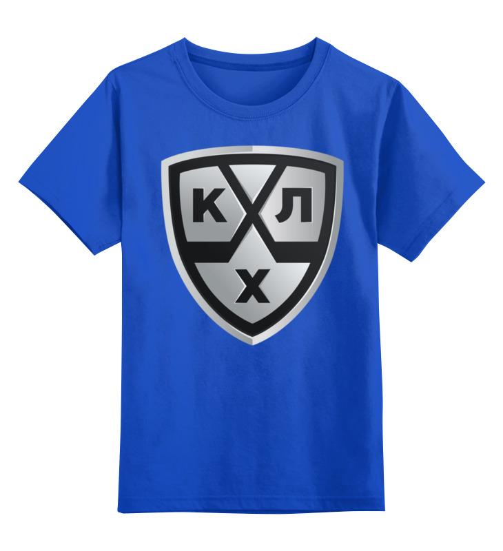 Детская футболка классическая унисекс Printio Хоккей билеты на хоккей авангард онлайн