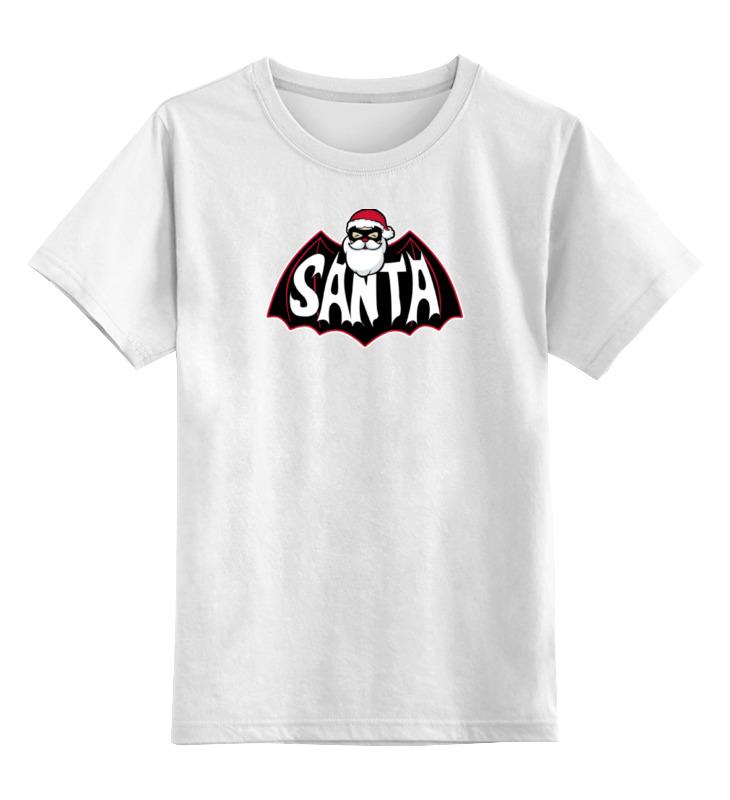 Printio Санта детская футболка классическая унисекс printio санта клаус
