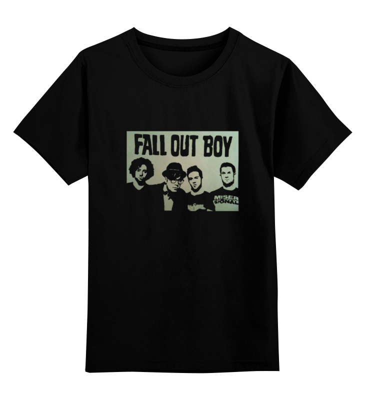 цена Printio Fall out boy