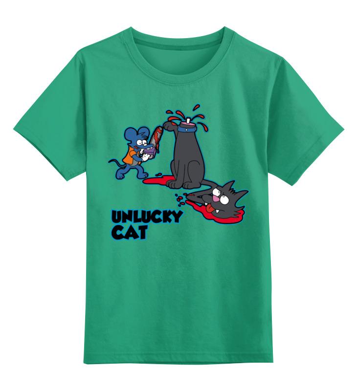 Детская футболка классическая унисекс Printio Щекотка и царапка кружка printio щекотка и царапка