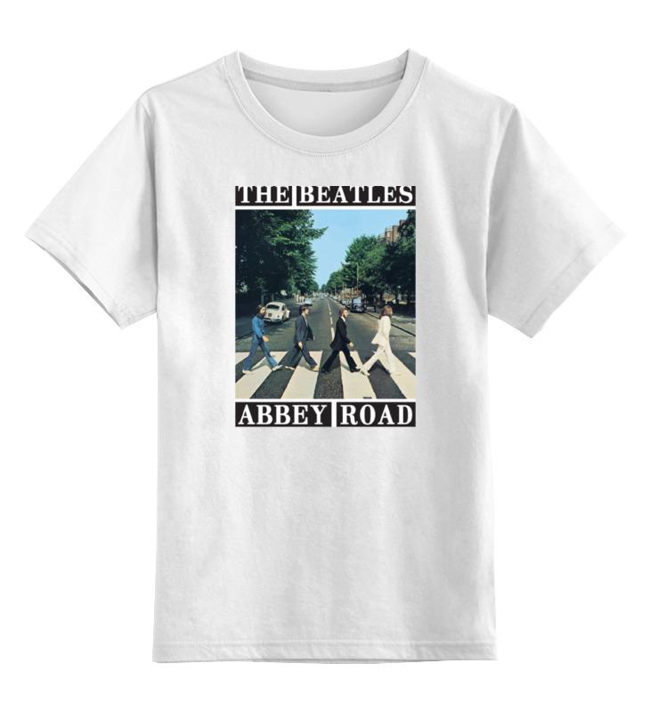 Printio The beatles футболка wearcraft premium printio the beatles abbey road