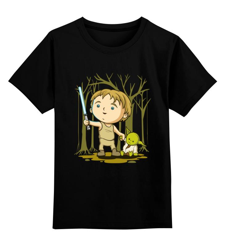 Детская футболка классическая унисекс Printio Звездные войны (star wars) кеды timberland отзывы