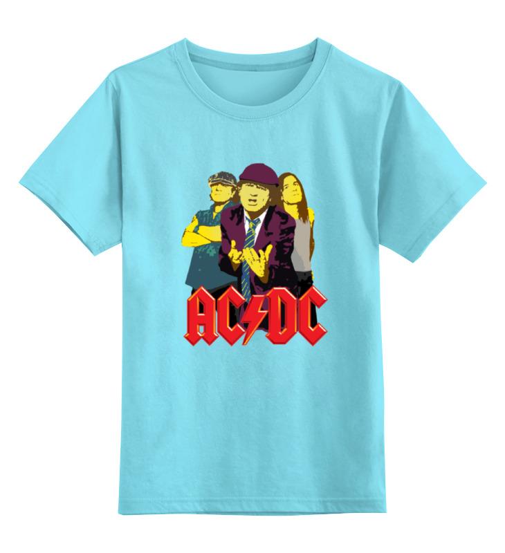 Детская футболка классическая унисекс Printio Мужская ac dc детская футболка классическая унисекс printio мужская футболка финес