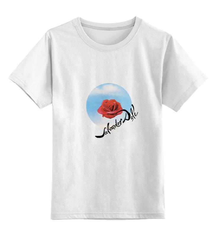 Детская футболка классическая унисекс Printio Salvador детская футболка классическая унисекс printio сальвадор дали