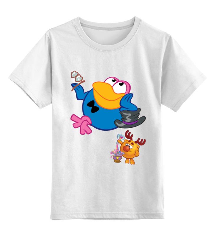 Детская футболка классическая унисекс Printio Смешарики детская футболка классическая унисекс printio искорка девочки эквестрии